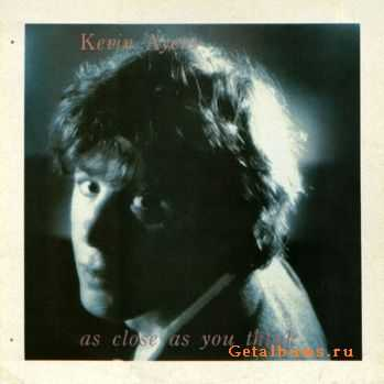 Kevin  Ayers - As Close As You Think (1986)