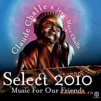 Select 2010: Music For Our Friends (2010) lossless