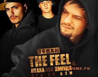 The Feel Feat. Птаха ака Зануда, ВЭМ - Помню