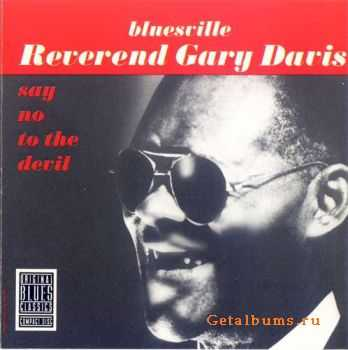 Reverend Gary Davis - Say No To The Devil (1991)