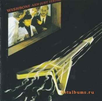 Wishbone Ash - Just Testing - 1980 (1998)