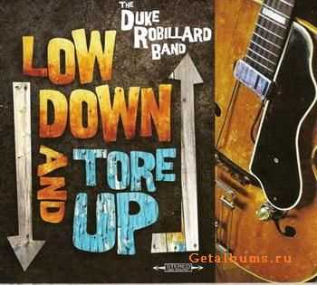 The Duke Robillard Band - Low Down and Tore Up (2011)
