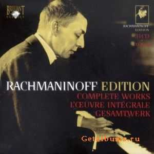 Rachmaninoff Edition: Complete Works (2009)