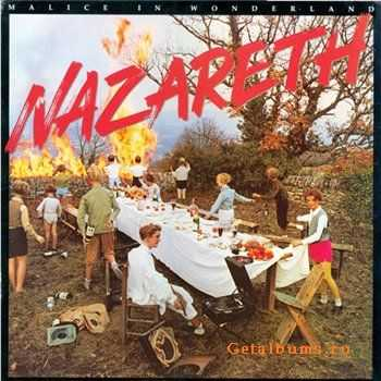 Nazareth - Malice In Wonderland (1980) (vinyl-rip) (Lossless)