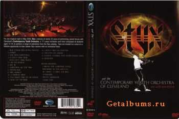 Styx - One with Everything: Styx and the Contemporary Youth Orchestra (2009)
