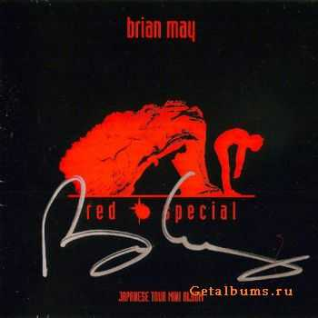 Brian May - Too Much Love Will Kill You (Single) (1998)
