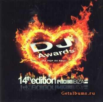 VA - Pacha Ibiza - DJ Awards 14th Edition (2011)