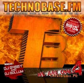 VA - Technobase.FM We Are One Vol.4 (2011)