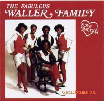Fabulous Waller Family - Love Moods (1980)
