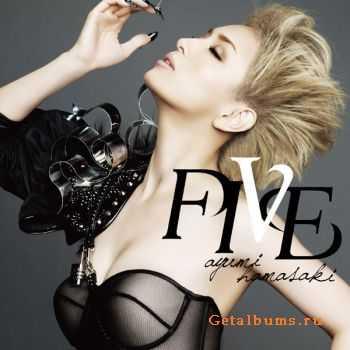 Ayumi Hamasaki - Five [EP] (2011)
