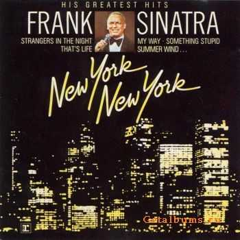 Frank Sinatra - New York, New York: His Greatest Hits (1997) HQ