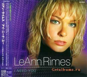 LeAnn Rimes - I Need You [Japan] 2002