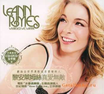 LeAnn Rimes - Whatever We Wanna [Taiwan] (2006)