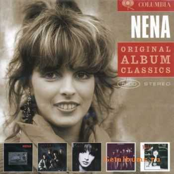 Nena - Original Album Classics (5CD) 2010 (Lossless) + MP3