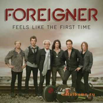 Foreigner - Feels Like The First Time (2011) Compilation