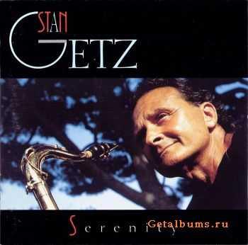 Stan Getz - Serenity (1989)