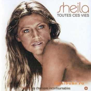 Sheila - Toutes Ces Vies [3CD] (2008)