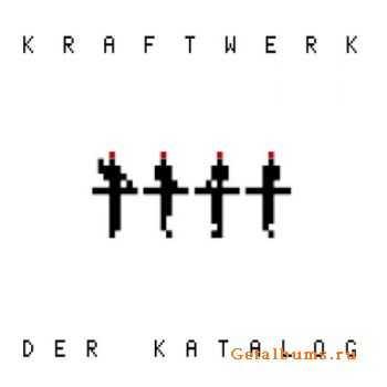 Kraftwerk - Der Katalog [12345678] (2009) (Lossless) + MP3