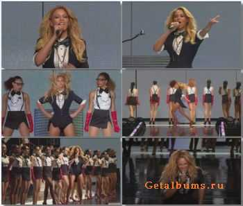 Beyonce - Run The World (Live at Oprah 2011)