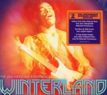 The Jimi Hendrix Experience - Winterland [Single CD Highlights Disc] (2011)