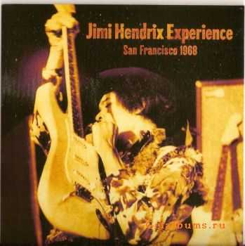 The Jimi Hendrix Experience - San Francisco 1968 [Winterland Deluxe Box Set Bonus Disc] (2011)