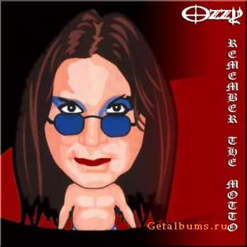 Ozzy Osbourne - Remember The Motto [3CD Bootleg Live] (2003)