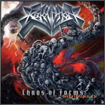 Revocation - Chaos of Forms [Deluxe Edition] (2011)