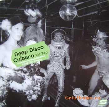 VA - Deep Disco Culture 2: Underground Disco Rarities & Future Club Classics (2007)