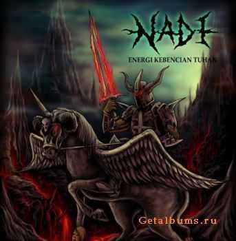 Nadi - Energi Kebencian Tuhan (EP) (2011)