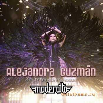 Alejandra Guzmán - 20 Años De Éxitos En Vivo Con Moderatto (2011)