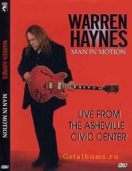 Warren Haynes Band - Man In Motion (Bonus DVD) (2011) [DVD5]