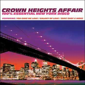 Crown Heights Affair � 100% Essential (2003)