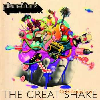 Planet Funk - The Great Shake (2011)
