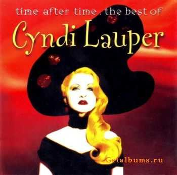 Cyndi Lauper - Time After Time: The Best Of (2000) (Lossless) + MP3