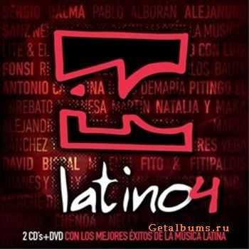 VA - 40 Latino Volumen 4 [2CD] (2011)
