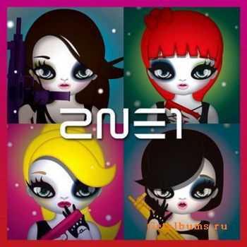 2NE1 - Nolza (EP) (2011)