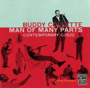 Buddy Collette - Man Of Many Parts (1956)