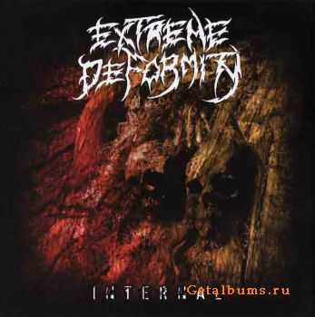 Extreme Deformity - Internal (1993) (re-mastered 2011)