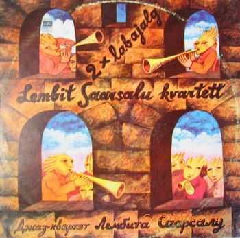 Джаз-квартет Лембита Саарсалу - Двойной лабаялг (1980)