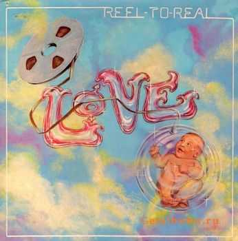 Love with Arthur Lee - Reel To Real (1974)
