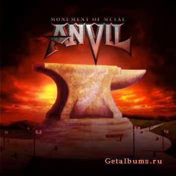 Anvil - Monument Of Metal: The Very Best Of Anvil (2011)