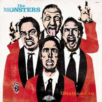The Monsters - Pop Up Yours 2011