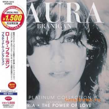 Laura Branigan - The Platinum Collection (Japanese Edition) 2006 (Lossless) + MP3