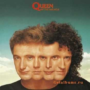 Queen - The Miracle. Remastered Deluxe Edition (2011)