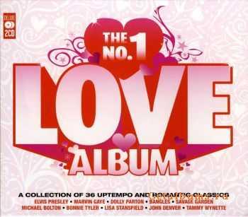 VA - The No.1 Love Album [2CDs] (2007)