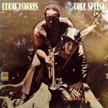 Eddie Harris - Free Speech (1970)