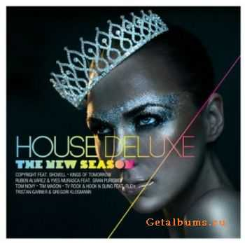 VA - House Deluxe: The New Season 2011.2 (2011)