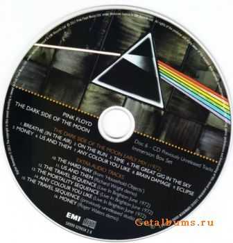 Pink Floyd - The Dark Side Of The Moon [Immersion Box Set] (3CDs) (2011)