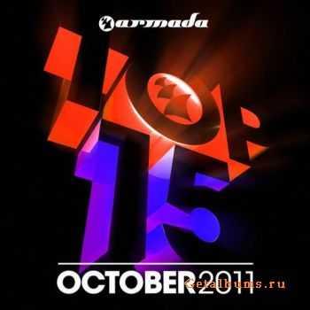 VA -  Armada Top 15 October 2011 (2011)