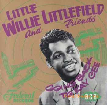 Little Willie Littlefield - Going Back to Kay Cee (1994)